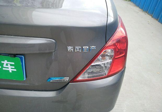 精真估提供二手车阳光 2014款 1.5L 手动 XE舒适版