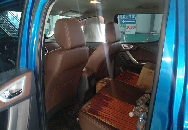 中兴领主 2016款 2.5T 手动 超豪华型 (国Ⅳ)
