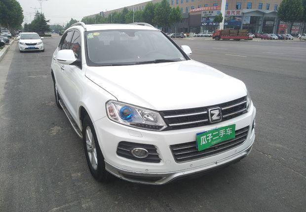 众泰T600 2016款 1.5T 手动 前驱 尊贵型 (国Ⅴ)