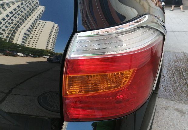 丰田汉兰达 2011款 2.7L 自动 前驱 精英版 (国Ⅳ)