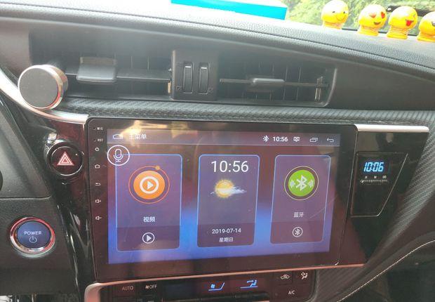 丰田雷凌 双擎 2017款 1.8L 自动 G-S精英天窗版 (国Ⅴ)