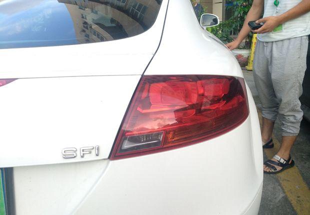 奥迪TT [进口] Coupe 2011款 2.0T 自动 汽油