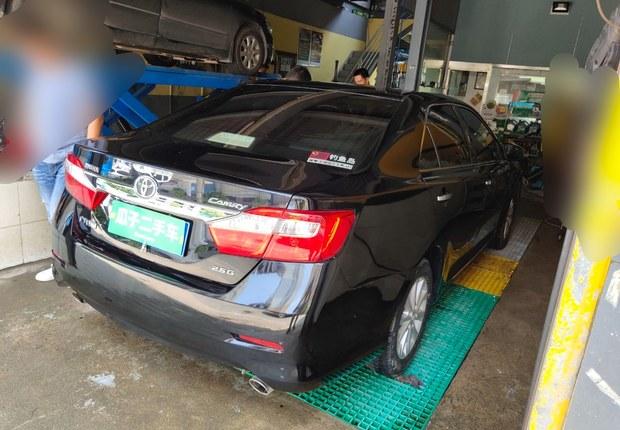 丰田凯美瑞 2012款 2.5L 自动 豪华版 (国Ⅴ)