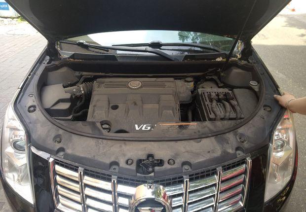 凯迪拉克SRX [进口] 2014款 3.0L 自动 前驱 精英版 (欧Ⅳ)