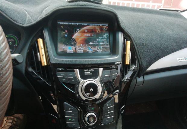 比亚迪秦 2015款 1.5T 自动 双冠旗舰Plus版 (国Ⅳ)