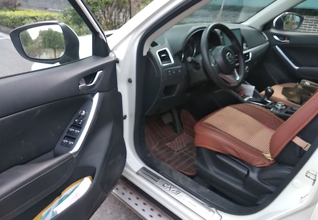 马自达CX-5 2015款 2.0L 自动 前驱 都市型 (国Ⅴ)