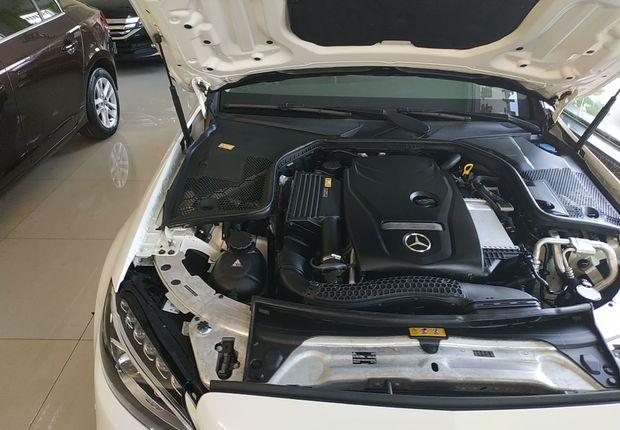 奔驰C级 C200L 2016款 2.0T 自动 运动型 (国Ⅴ)