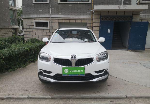 中华V5 2014款 1.5T 手动 前驱 运动型 (国Ⅴ)