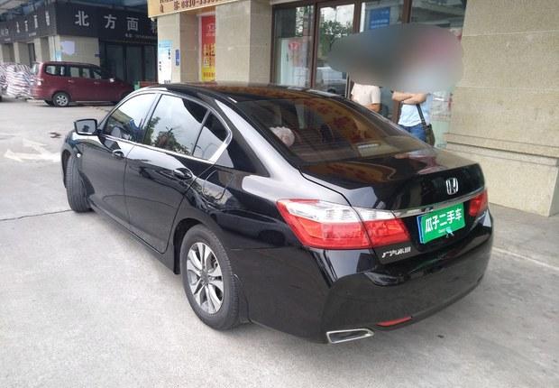 本田雅阁 2015款 2.0L 自动 豪华版EX (国Ⅳ)