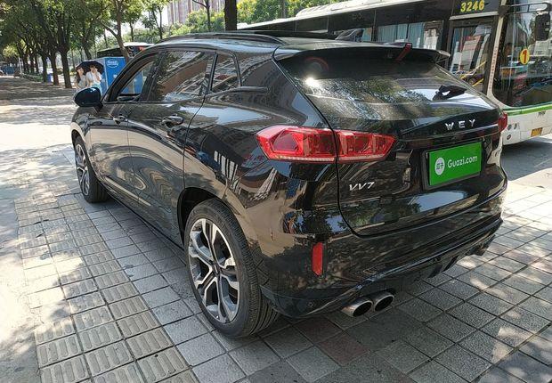 WEYVV7 s 2017款 2.0T 自动 旗舰型 (国Ⅴ)