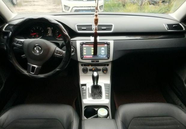 大众迈腾 2013款 1.8T 自动 汽油 豪华型 (国Ⅳ)
