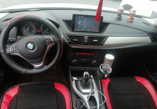 宝马X1 sDrive18i 2014款 2.0T 自动 后驱 汽油 时尚型 (国Ⅳ)