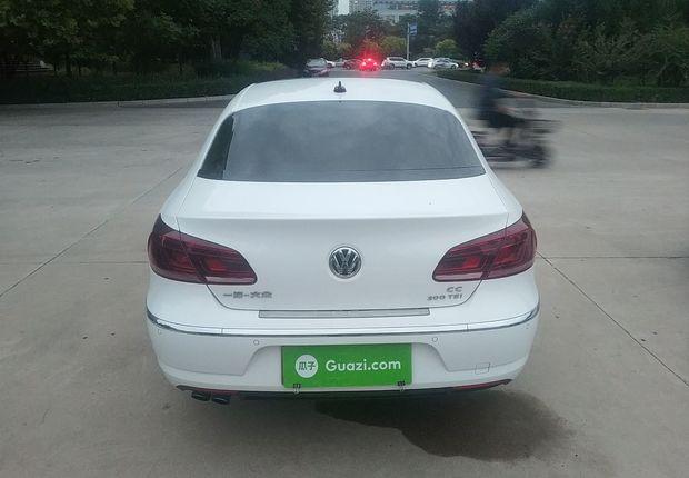 大众迈腾 2018款 1.8T 自动 汽油 330TSI尊贵型 (国Ⅴ)