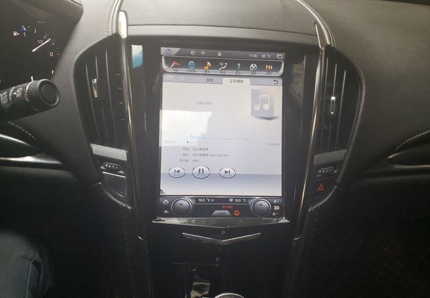 凯迪拉克ATS-L 2016款 2.0T 自动 28T技术型 (国Ⅴ)
