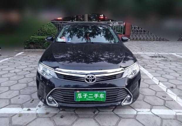 丰田凯美瑞 2015款 2.0L 自动 领先版 (国Ⅳ)