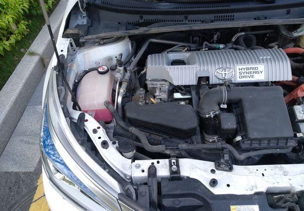 丰田卡罗拉 2017款 1.8L 自动 精英版改款 (国Ⅴ)