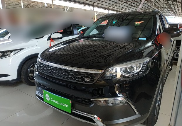 长丰猎豹CS10 2017款 1.5T 自动 尊贵型 (国Ⅴ)