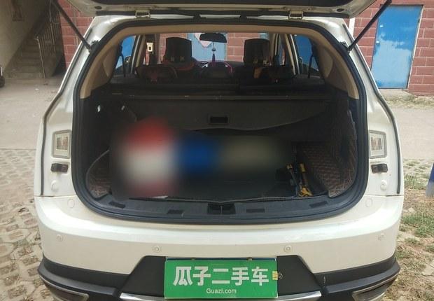 宝骏560 2016款 1.8L 手动 精英型 (国Ⅴ)