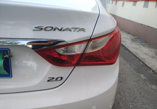 现代索纳塔 2014款 2.0L 自动 GLS领先版 (国Ⅳ)