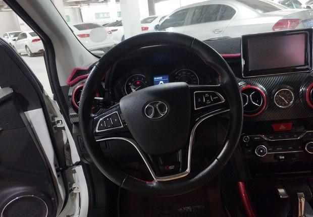北京汽车绅宝X25 2017款 1.5L 自动 精英导航版 (国Ⅴ)
