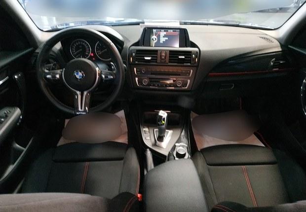 宝马1系 118i [进口] 2013款 1.6T 自动 汽油 改款运动版