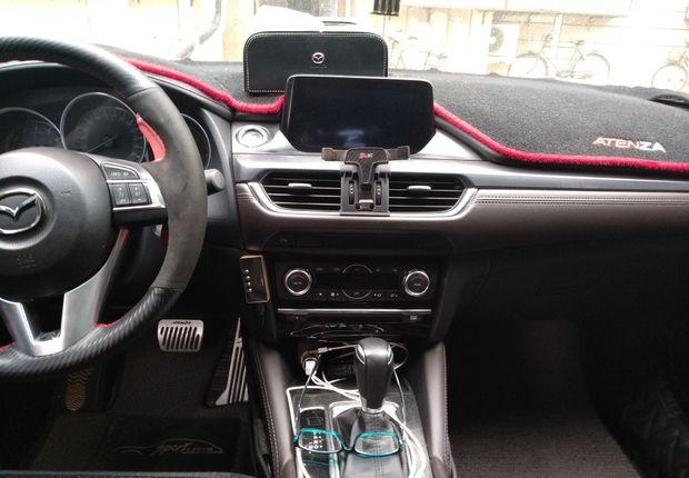 马自达6阿特兹 2017款 2.5L 自动 蓝天运动版 (国Ⅴ)