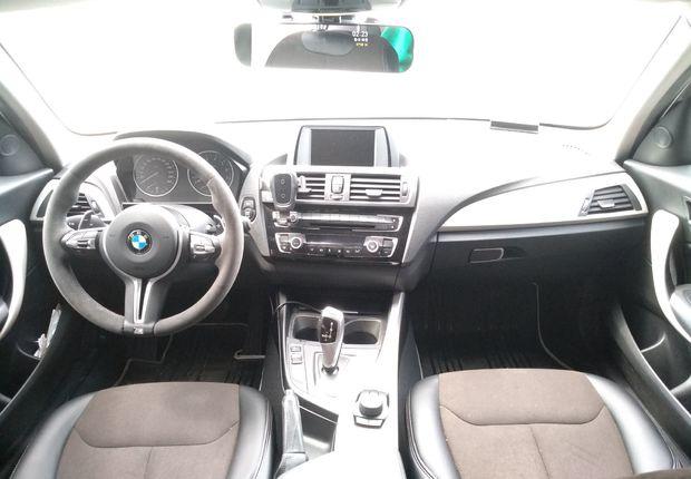 宝马1系 120i [进口] 2015款 1.6T 自动 汽油 领先版 (欧Ⅴ)