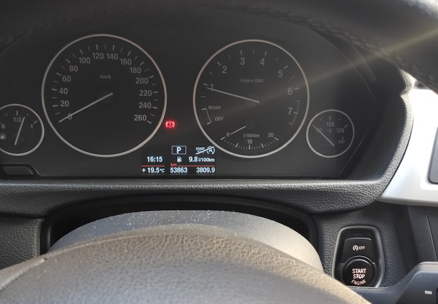 宝马3系 320Li 2014款 2.0T 自动 汽油 时尚型 (国Ⅳ)