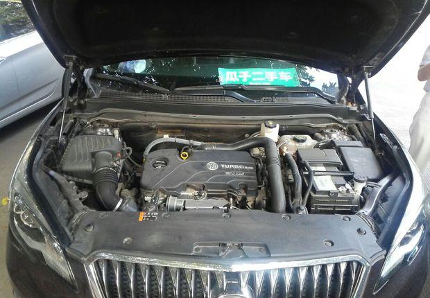 别克昂科威 2016款 1.5T 自动 20T领先型 (国Ⅴ)