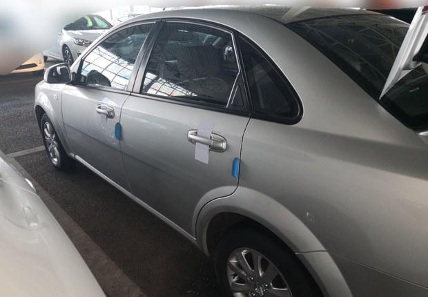 别克凯越 2015款 1.5L 自动 经典型 (国Ⅴ)