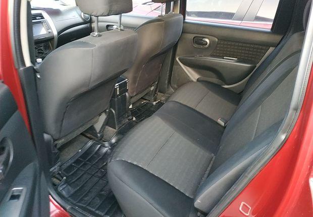 日产骊威 2013款 1.6L 自动 XL劲锐版舒适型 (国Ⅳ)