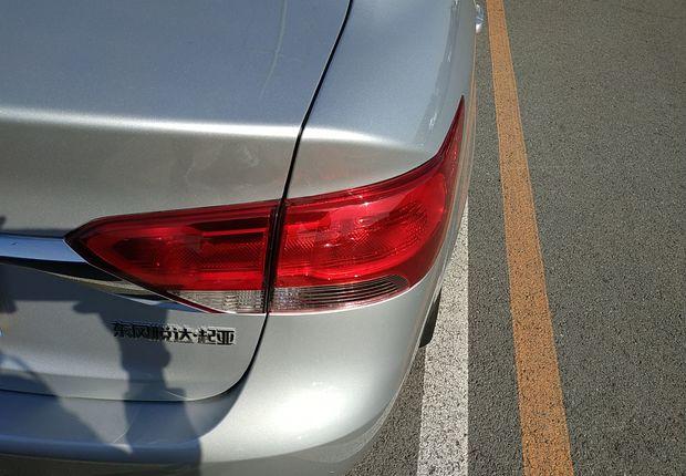 起亚福瑞迪 2014款 1.6L 手动 GL (国Ⅳ)