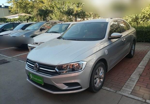 大众宝来 2017款 1.6L 手动 4门5座三厢车 时尚型 (国Ⅴ)