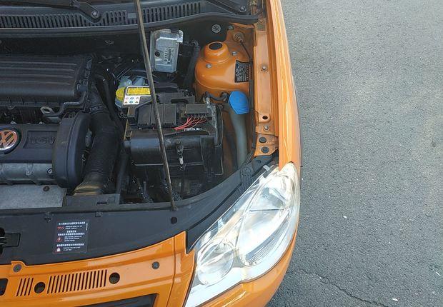 大众POLO Cross 2008款 1.6L 自动 汽油 (国Ⅲ)