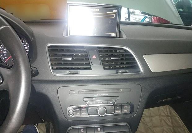 奥迪Q3 35TFSI 2013款 2.0T 自动 前驱 舒适型 (国Ⅳ)