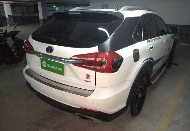 比亚迪唐 2015款 2.0T 自动 旗舰型 (国Ⅴ)