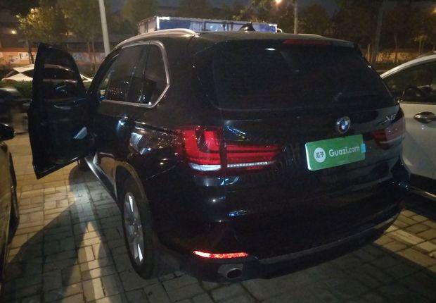 宝马X5 [进口] 2018款 2.0T 自动 四驱 汽油