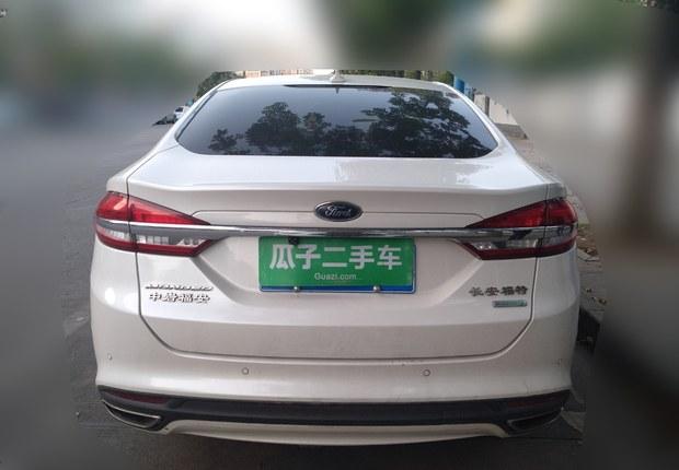 福特2017款 1.5T 自动 EcoBoost180时尚型 (国Ⅴ)