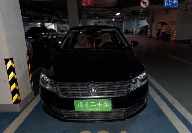 大众朗逸 2013款 1.6L 手动 改款风尚版 (国Ⅳ)