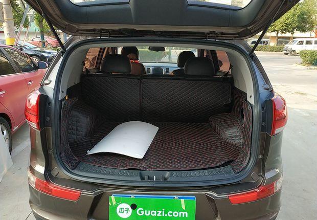 起亚智跑 2015款 2.0L 自动 前驱 DLX (国Ⅳ)