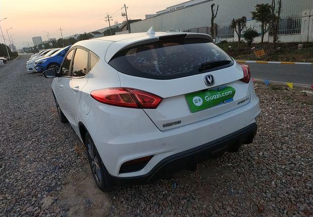 长安逸动XT 2016款 1.6L 手动 俊酷型 (国Ⅴ)
