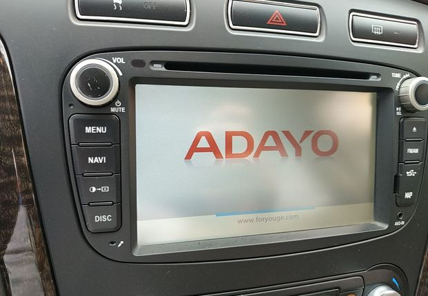 福特蒙迪欧 2011款 2.0T 自动 GTDi200时尚型 (国Ⅳ)