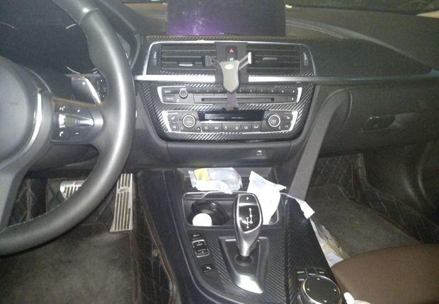宝马3系 320i 2019款 2.0T 自动 汽油 M运动套装 (国Ⅴ)