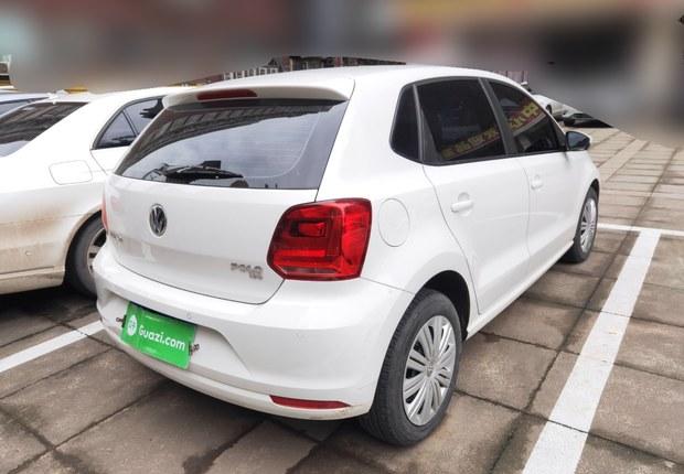 大众POLO 2018款 1.5L 自动 5门5座两厢车 安享版 (国Ⅴ)