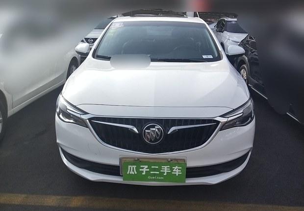 别克2018款 1.3T 自动 18T精英型 (国Ⅴ)