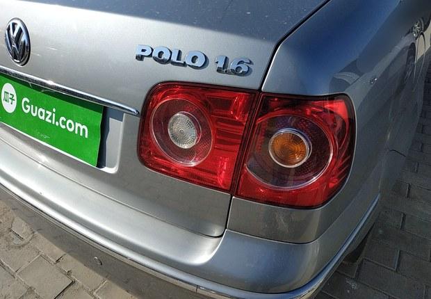 大众POLO劲取 2009款 1.6L 自动 雅致版 (国Ⅳ)