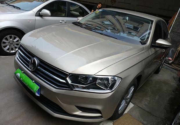 大众宝来 2018款 1.5L 自动 4门5座三厢车 时尚型 (国Ⅴ)
