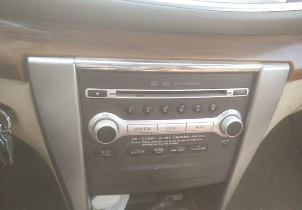 日产天籁 2011款 2.0L 自动 XL舒适版 (国Ⅳ)