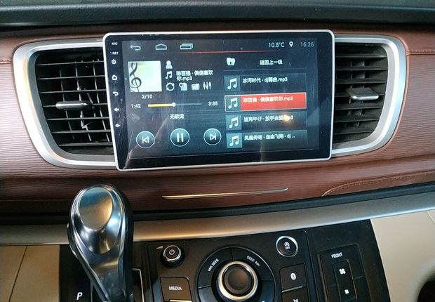 别克GL8 2017款 2.5L 自动 7座 25S舒适型 (国Ⅴ)