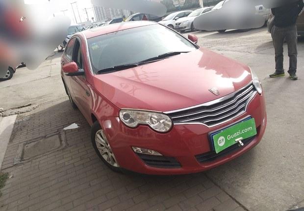 荣威550 2012款 1.8L 自动 超值版 (国Ⅳ)